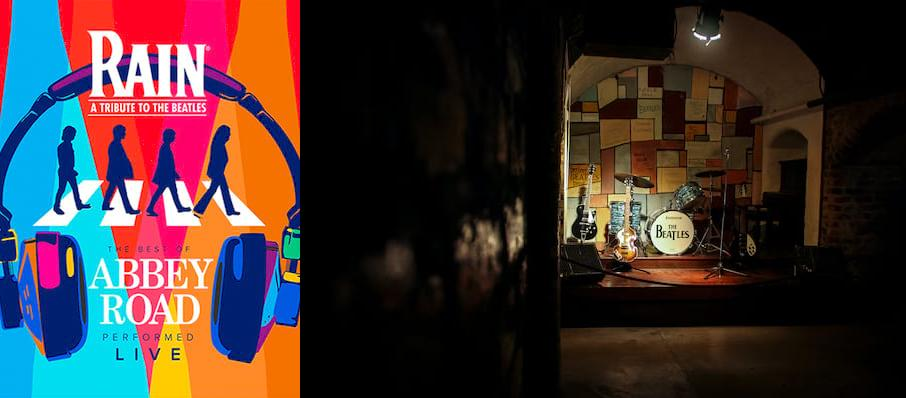 Rain - A Tribute to the Beatles at Des Moines Civic Center