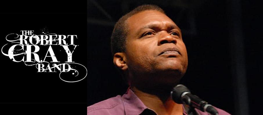 Robert Cray Band at Hoyt Sherman Auditorium