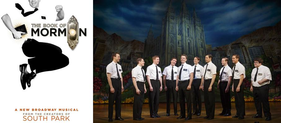 The Book of Mormon at Des Moines Civic Center