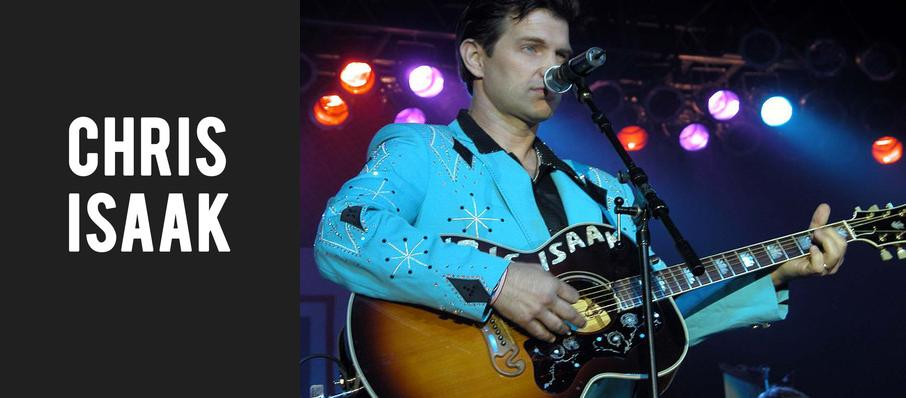 Chris Isaak at Hoyt Sherman Auditorium