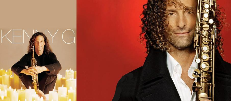 Kenny G. Holiday Show at Hoyt Sherman Auditorium