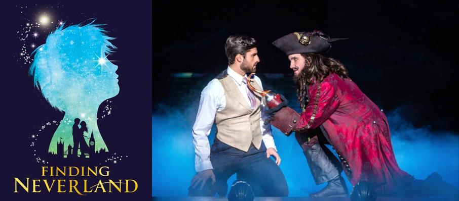 Finding Neverland at Des Moines Civic Center