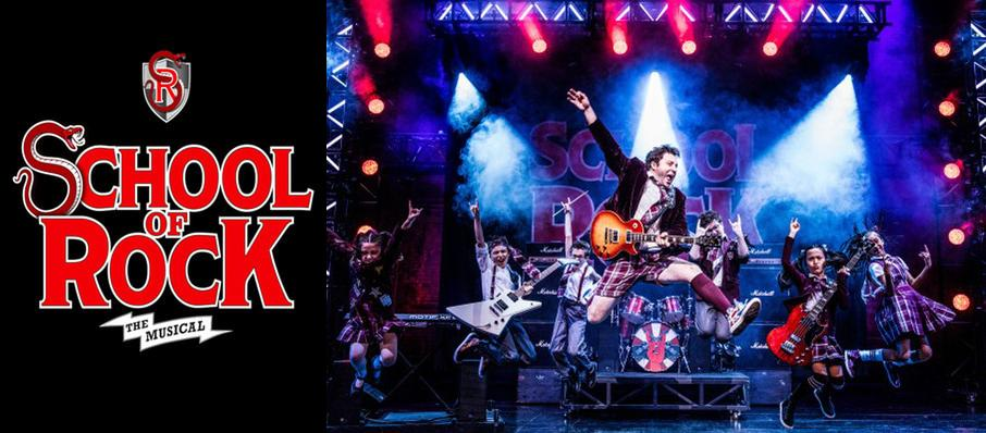 School of Rock at Des Moines Civic Center