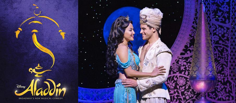 Aladdin at Des Moines Civic Center