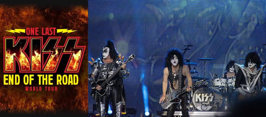 KISS at Wells Fargo Arena