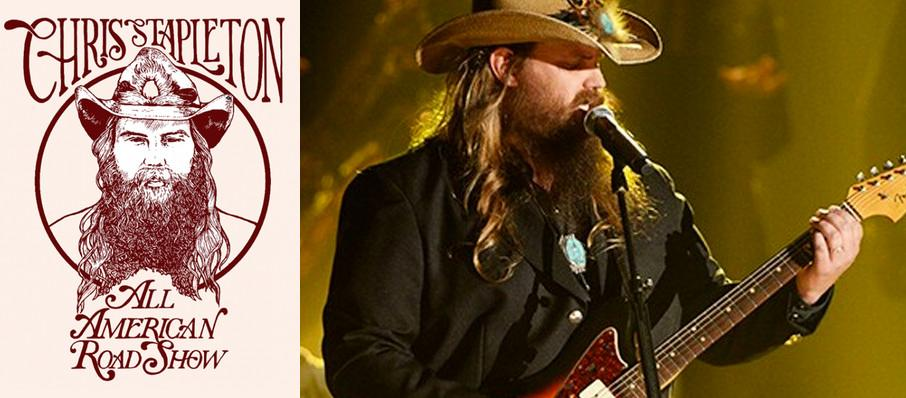 Chris Stapleton at Iowa State Fair