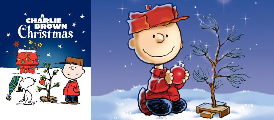 Charlie Brown Christmas at Des Moines Civic Center