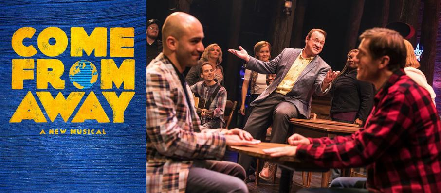 Come From Away at Des Moines Civic Center