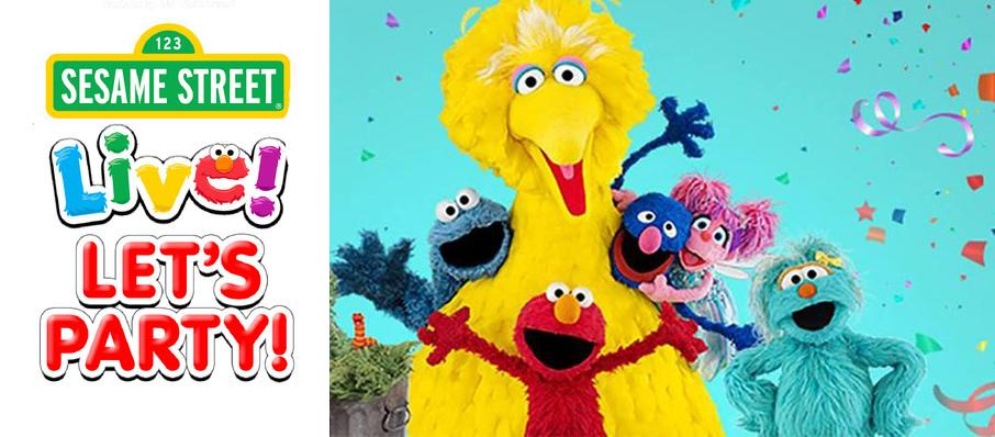 Sesame Street Live - Let's Party at Wells Fargo Arena