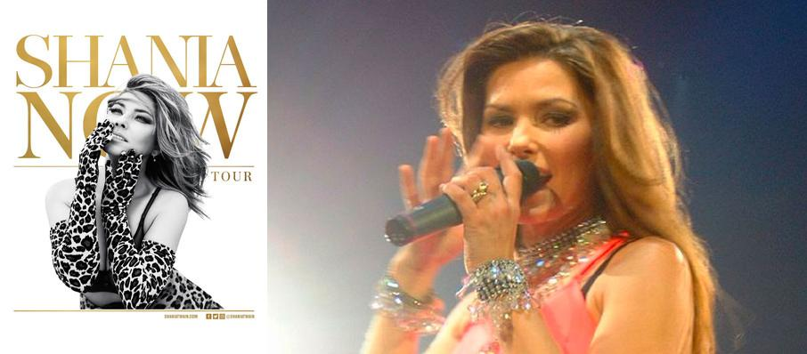 Shania Twain at Wells Fargo Arena
