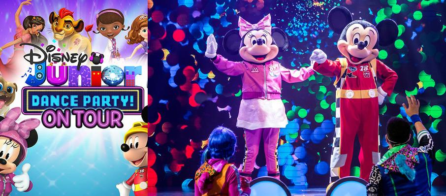 Disney Junior Live: Dance Party at Des Moines Civic Center