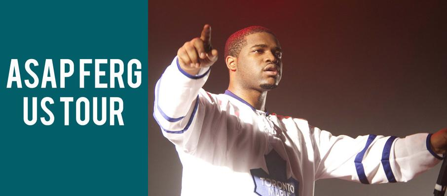 ASAP Ferg at 7 Flags Event Center