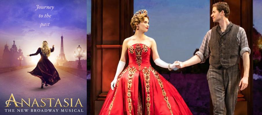 Anastasia at Des Moines Civic Center