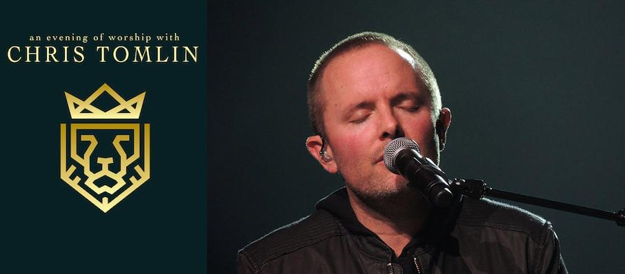 Chris Tomlin at Wells Fargo Arena