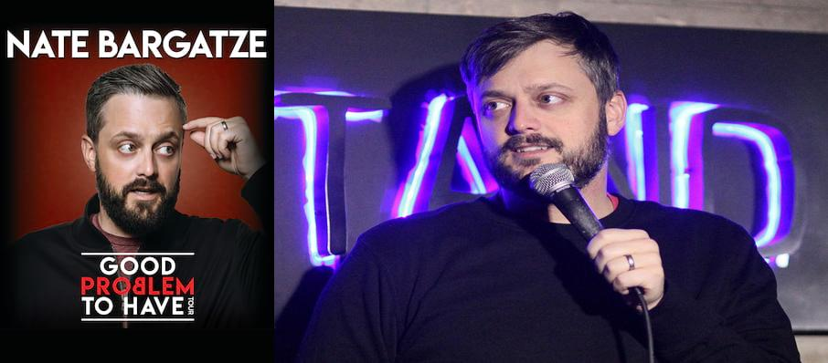 Nate Bargatze at Hoyt Sherman Auditorium