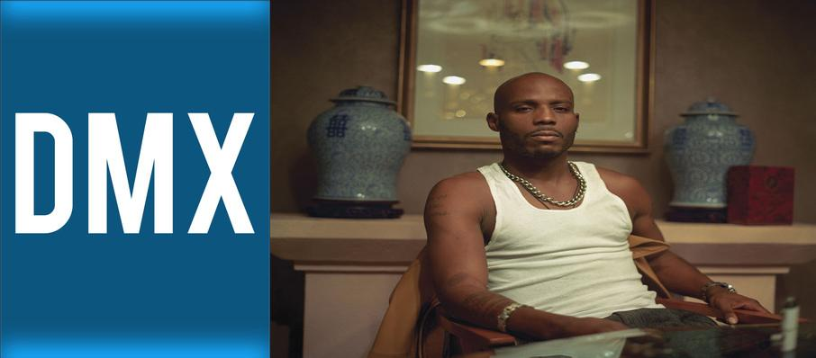DMX at Wooly