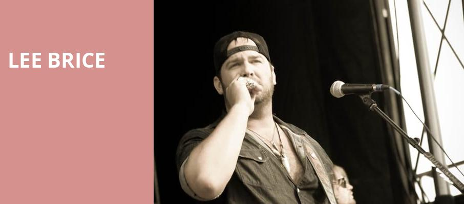 Lee Brice, Water Works Park, Des Moines
