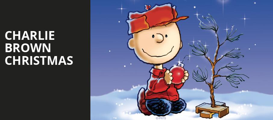 Charlie Brown Christmas, Des Moines Civic Center, Des Moines
