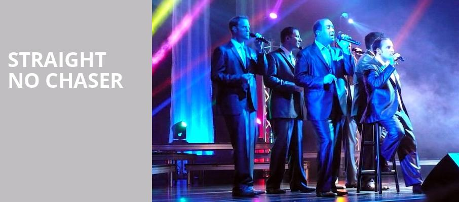 Straight No Chaser, Des Moines Civic Center, Des Moines